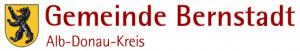 Logo Gemeinde Bernstadt