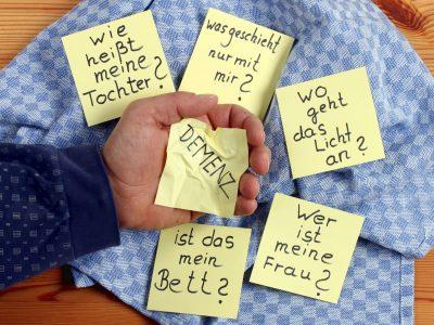Tatkraft Bernstadt bietet Hilfe bei Demenz