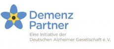 Logo Demenz Partner, Deutsche Alzheimer Gesellschaft e.V.