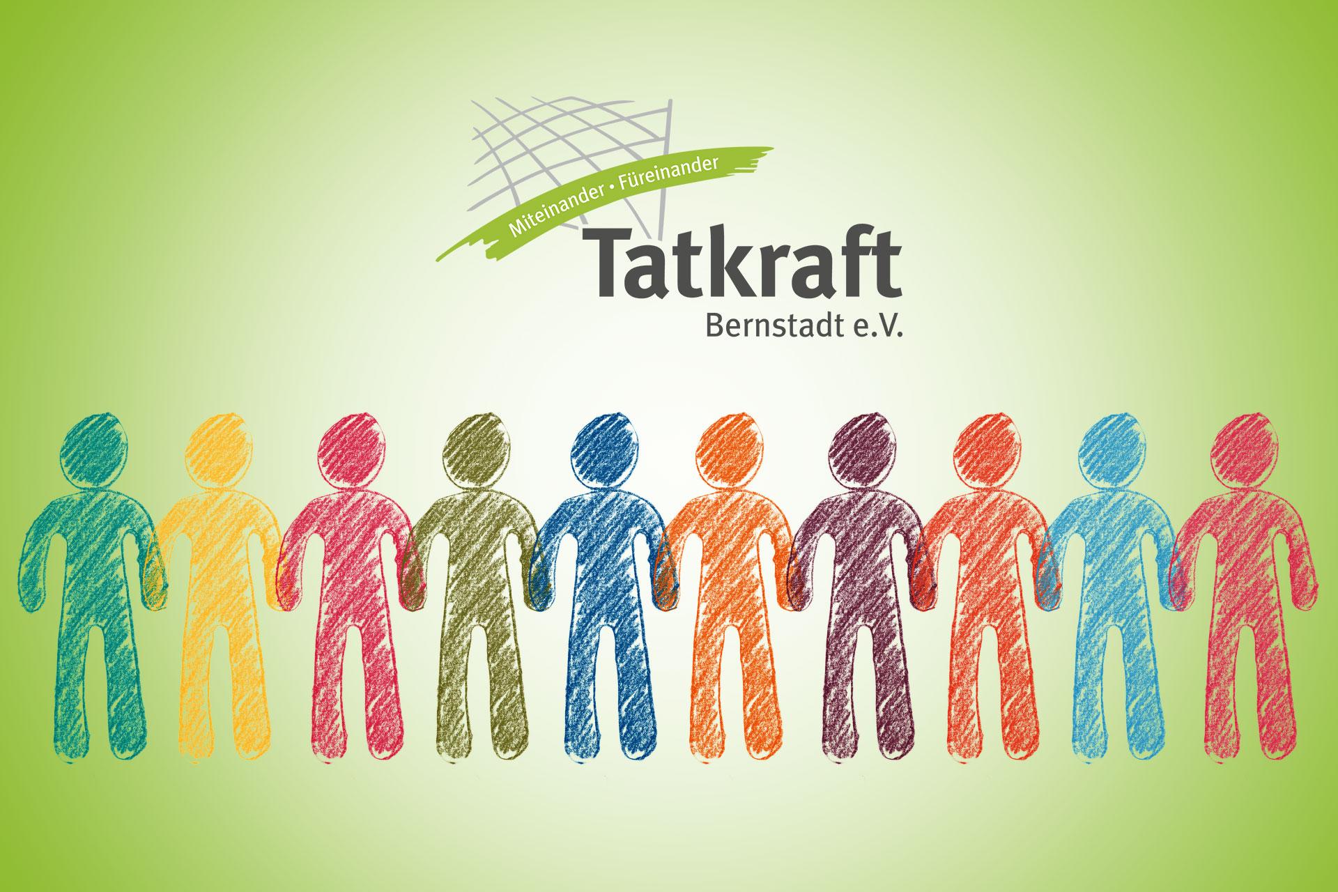 Vereinsmitglied werden bei Tatkraft Bernstadt